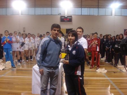 Torneio das 4 Nações - Entrega de Prémios - 4º Lugar