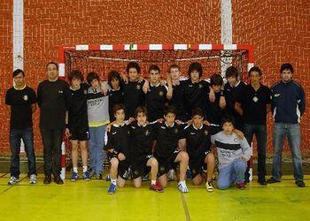 ABC Braga Andebol Sad - Campeão Nacional Infantis Masculinos