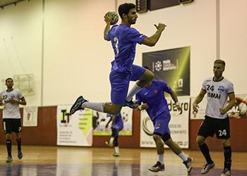 Nuno Santos - ADA Maia ISMAI : CF Belenenses - Campeonato Andebol 1 - Foto: PhotoReport.in