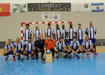 F.C. Porto - Vencedor do II Troféu Cidade de Lamego