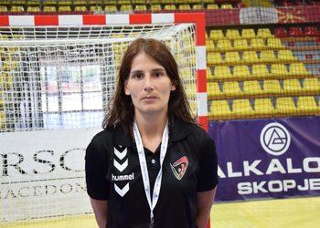 Ana Seabra - treinadora Sub17 Portugal - Europeu 2015