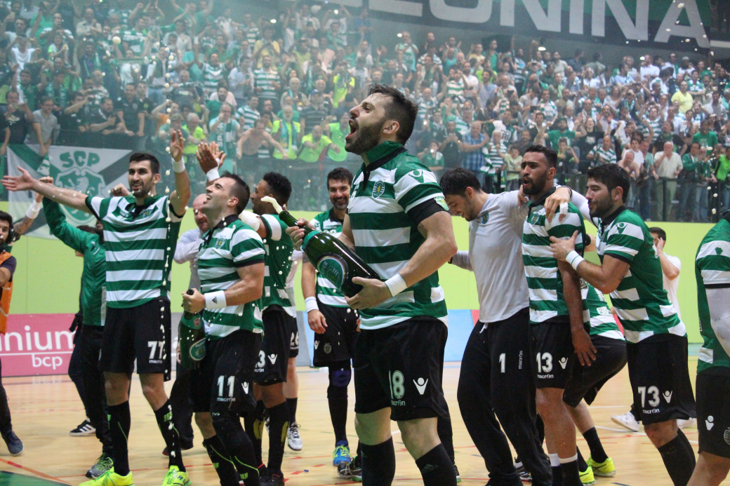 Sporting CP Campeão 2016/2017