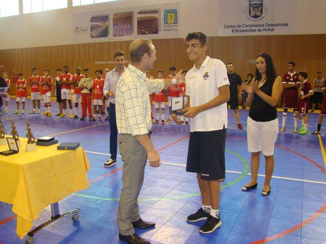 CD S. Bernardo - 6ª Edição do Torneio Linda Saraiva