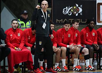 Campeonato Andebol 1 - SL Benfica Banco