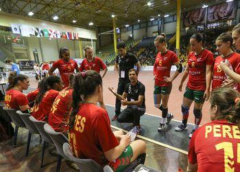 Portugal - Seleção Nacional A Feminina