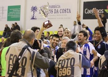 FC Porto vencedor da Supertaça Masculina 2013-14