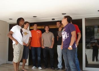 Juniores A masculinos regressam a estágio em Guimarães