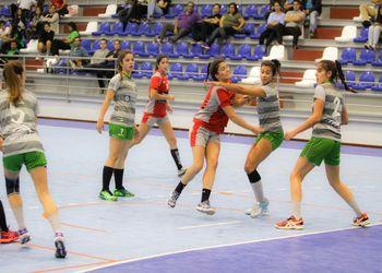 A. Garrett - CALE - 1/16 final da Taça de Portugal Seniores Femininos - foto: António Oliveira
