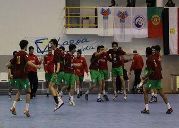 Portugal - Espanha - 9º Campeonato do Mediterrâneo