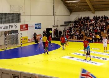 Portugal-Islândia - jogo 2