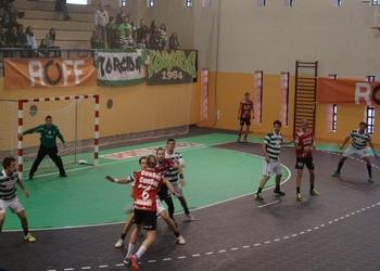 Sporting CP vence Skjern - EHF Cup 2014