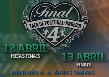 Logo Final Four Taça de Portugal 2014