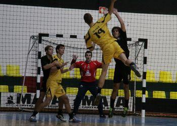 Campeonato Nacional Juvenis Masculinos - Águas Santas : ABC - foto: António Oliveira