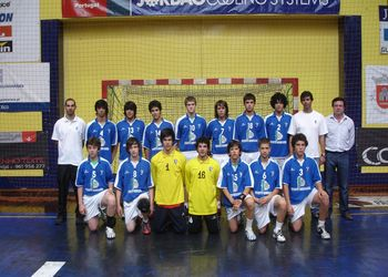 Selecção Regional Iniciados Masculinos AA Braga
