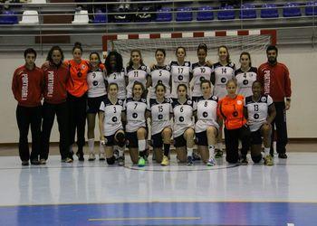 Selecção Nacional Juniores B Femininas 2013-14