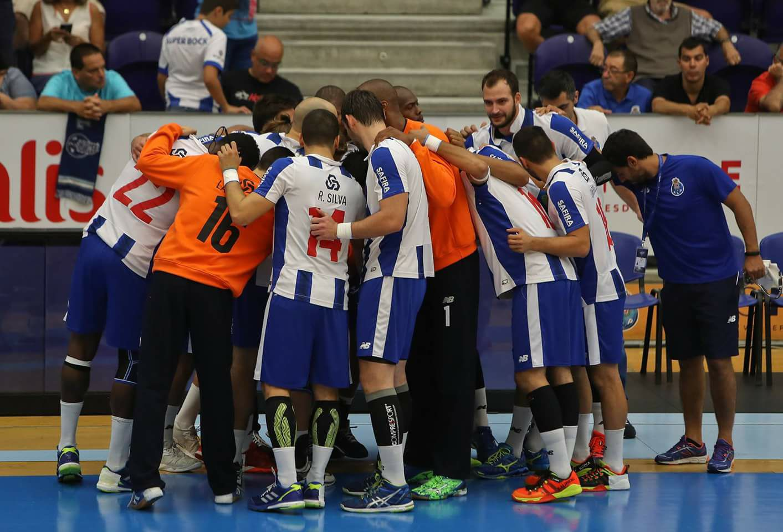 EHF Cup: FC Porto vs Granollers - Grupo B - 3ª Jornada