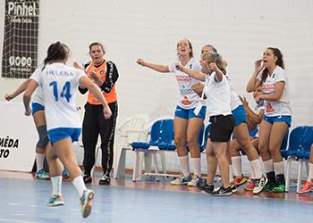 Womens EHF Cup - Super Amara Bera Bera : Colégio de Gaia (1ª Eliminatória - 1ª mão)