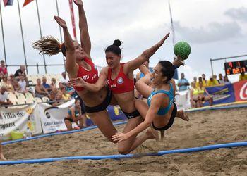 2Much4You - Taça Campeões Europeus Andebol de Praia 2016