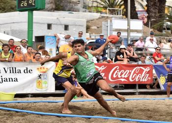 V. Gaw - Taça Campeões Europeus Andebol de Praia 2016