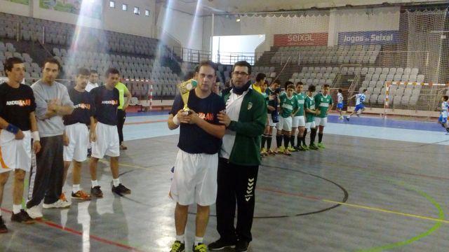 Clube Naval Setubalense/ União Desportiva  para a Inclusão - V Torneio St. António