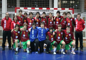 Sele.Juniores D - Fafe - 17.12.2010
