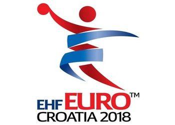 Logo Campeonato da Europa Seniores Masculinos 2018
