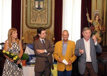 ABC recebe troféu Campeão Nacional Juvenis 1 - 2014-2015