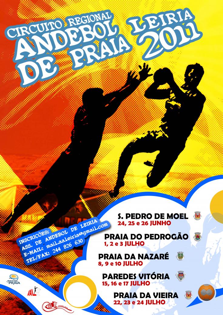 Cartaz do Circuito Regional Leiria