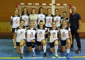 ARCA - Alpendorada - Foto equipa Campeonato Multicare 2015-16