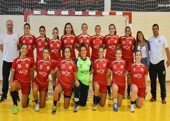 Juve Lis - Foto equipa Campeonato Multicare 2015-16