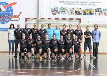 Santa Joana - Foto equipa Campeonato Multicare - 2015-16