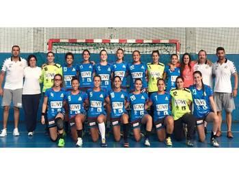 Alavarium Sen Fem Equipa 2015-16