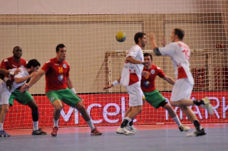 Portugal : Espanha - play off de apuramento ao Campeonato do Mundo Suécia 2011 - foto: Nuno Nunes