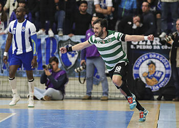 Campeonato Andebol 1 - FC Porto x Sporting CP - 18ª Jornada