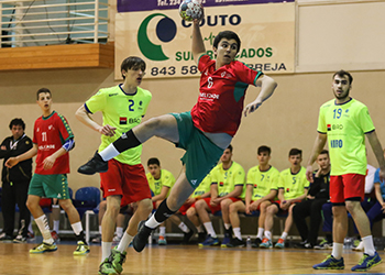 Torneio Internacional da Páscoa - Portugal x Roménia - 1ª Jornada - Foto: Nuno Fonseca