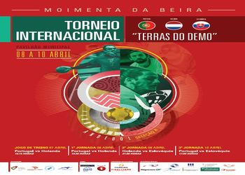 Cartaz Torneio Internacional Terras do Demo
