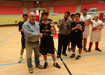 Final do Campeonato Regional do Sul de Andebol-5 - ANDDI