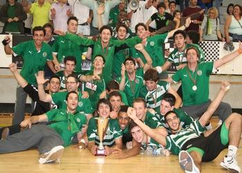 Sporting - Campeão Nacional Juvenis 2012