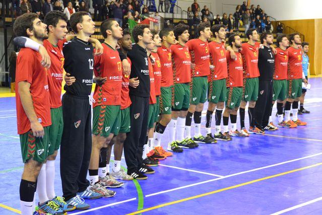 Portugal - Espanha - Torneio 4 Nações