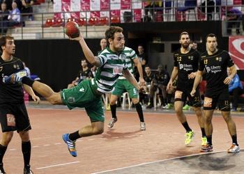 Fase jogo ABC-Sporting - Taça Portugal 2015