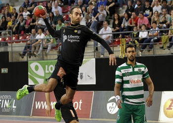 Fábio Vidrago - ABC-Sporting - Taça Portugal 2015