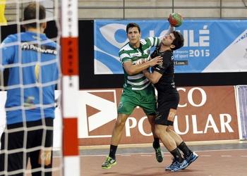 Pedro Portela - ABC-Sporting CP - Taça Portugal