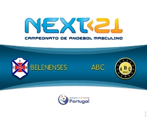 Logo CF Belenenses - ABC