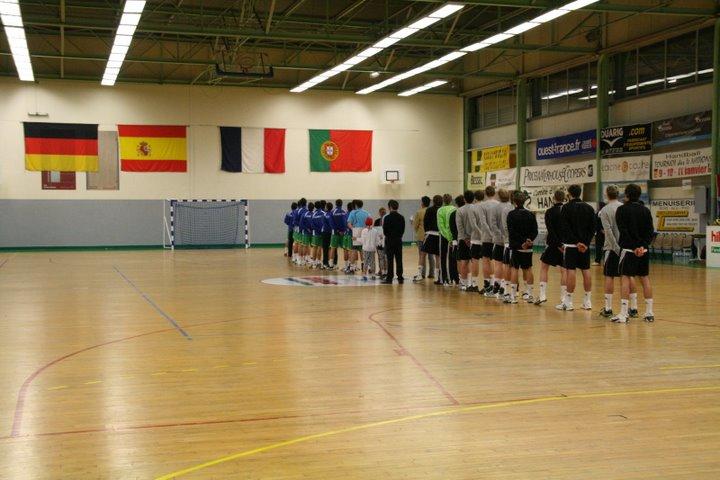 Alemanha : Portugal - Torneio 4 Nações 8