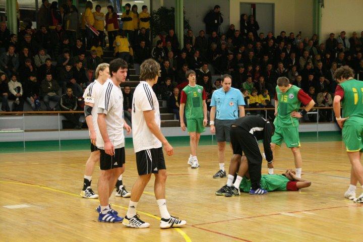 Alemanha : Portugal - Torneio 4 Nações 26