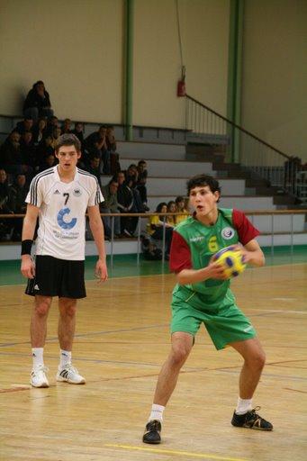 Alemanha : Portugal - Torneio 4 Nações 17