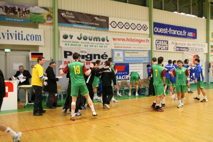 Alemanha : Portugal - Torneio 4 Nações 46