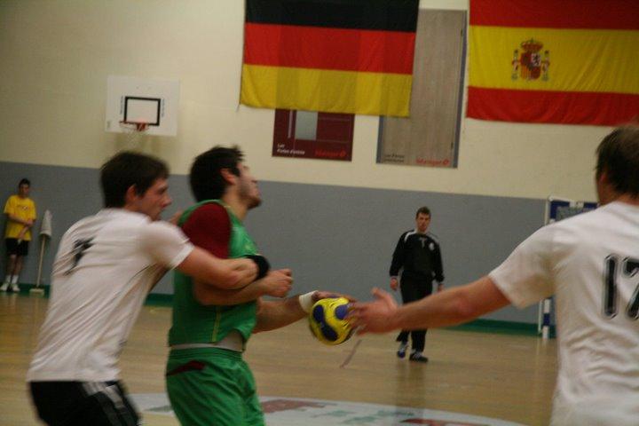 Alemanha : Portugal - Torneio 4 Nações 19