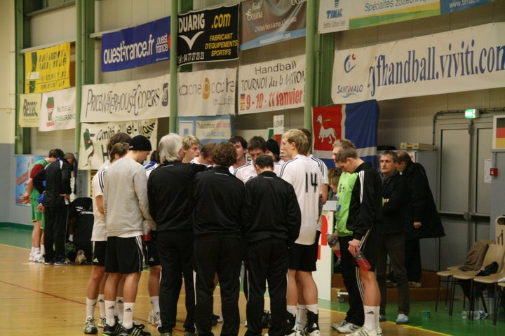 Alemanha : Portugal - Torneio 4 Nações 23