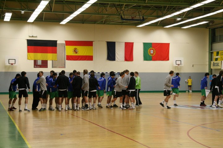 Alemanha : Portugal - Torneio 4 Nações 10